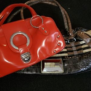 Guess purses good condition!